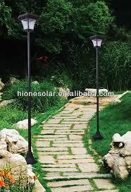 Solar Landscape Lights Outdoor Garden Lamp Post Solar Landscape Light With 4 Leds Buy