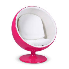 Modern Ball Chair Modern Ball Chair For Kids In Pink A Photo On Flickriver