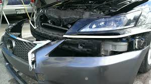 lexus gs 350 or is350 mating a gs350 f sport front bumper to the 2is step by step