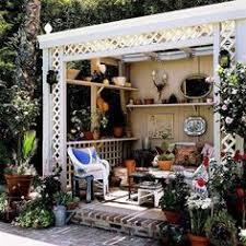 Our Favorite Outdoor Rooms - create a patio area ideal for entertaining guests and relaxing