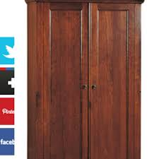 Armoire Solid Wood Best Solid Wood Bedroom Tv Armoire Durham Furniture Made In Canada