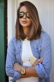 30 gorgeous shoulder length hairstyles to try this year spring