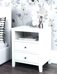 White Gloss Side Table Contemporary White Side Table U2013 Tratamientos Co