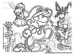 super mario brothers coloring pages bebo pandco