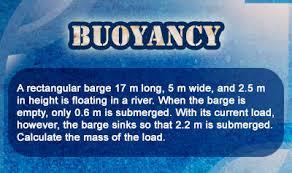 buoyancy ck 12 foundation