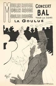 bureau poste toulouse toulouse lautrec lithograph poster moulin la goulue plus