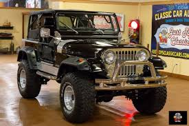 offroad jeep cj classic 1984 jeep cj7 off road for sale 1721 dyler