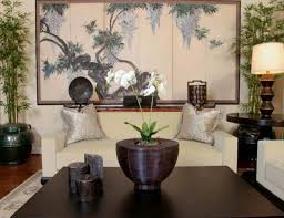 fantastic asian designs to decorate living room with luring