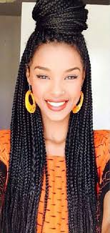 crochet twist hairstyle hot sale african crochet twist braids hair 14 18 120gpack black