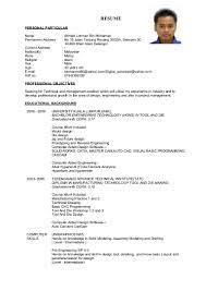 Ccna Resume Sample by Ahmad Lokman Bin Mohamad 12 2015