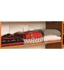 new closet shelf divider ideas roselawnlutheran
