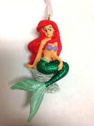amazon com disney the little mermaid christmas holiday tree