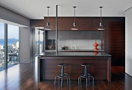 high rise kitchen table high rise apartment and its stylish wooden inspired minimalist