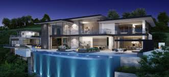 doheny dr beverly hills ca the boxed modern home pinterest