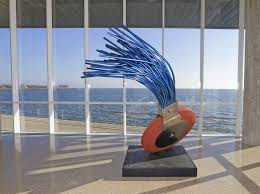 milwaukee art museum u0027s new lakefront atrium a gracious rugged success