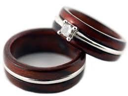 wood rings wedding wooden ring for women lovely rings