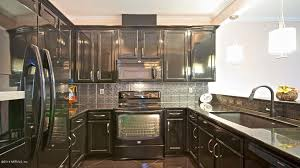 Art Deco Kitchen With Crown Molding  Inset Cabinets In - Art deco kitchen cabinets