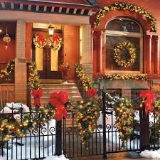 Outdoor Christmas Decorations Kohls by 179 Best Pretty Christmas Lights Images On Pinterest Christmas