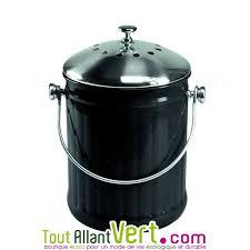 poubelle compost pour cuisine poubelle à compost noir anti odeur pour cuisine 4 litres achat