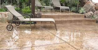 Cement Patio Sealer Concrete Patio Gallery Stamped Concrete Free Estimate 805 331 4124