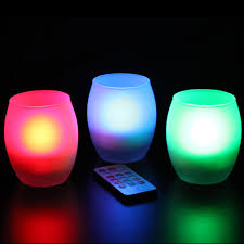 frostfire solar lights frostfire lighting mooncandles 3 frosted glass colour changing