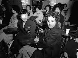 life in japan in the 1950s monovisions