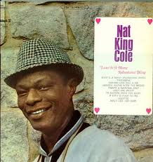 cover nat king cole is a many splendored thing