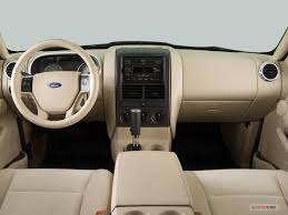 review ford explorer sport 2007 ford explorer sport trac pictures dashboard u s