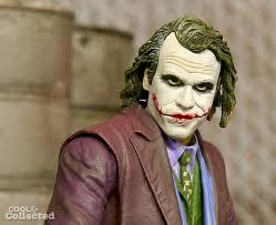 Heath Ledger Joker Halloween Costume Neca U0027s Heath Ledger Joker Figure