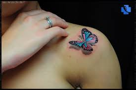 tattoo 3d design chest butterfly tattoos on chest 3d butterfly on rose tattoo best tattoo