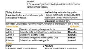 safer social networking childnet