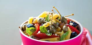 cuisine sicilienne recette pâtes aux câpres à la sicilienne facile et pas cher recette sur
