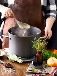 cuisine stock basic chicken stock น ำสต อกสไตล ฝร ง พ นฐานความอร อยของท กเมน