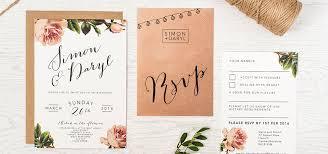 Wedding Invitation Stationery Something Kinda Cute Cute Wedding Invitations