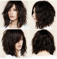 difference between a layerwd bob and a shag 15 latest pictures of shag haircuts for all lengths women wear
