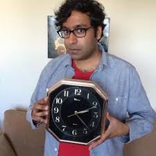 at the end of the day u2026 u201c istandwithahmed u2026 a clock or a bomb
