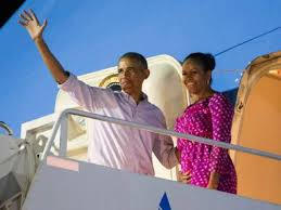 Hawaii travel man images Barack obama 10 million dollar travel man breitbart jpg
