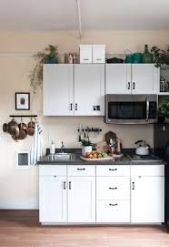 efficiency kitchen ideas hotel turned beautiful efficient apartment in portland design