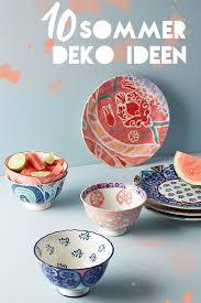 Deko Blau Interieur Idee Wohnung Deko Shopping 10 Sommerliche Ideen Für Die Eigenen 4 Wände