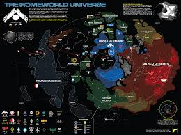 Map Of Avatar Last Airbender World by The Wertzone Map Of The Homeworld Galaxy
