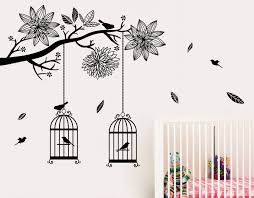bird cages tree your decal shop designer wall art decals bird cages tree your decal shop designer wall art decals stickers murals