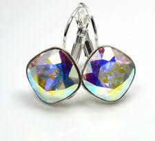 sheena pierced earrings swarovski sheena pierced earrings 1144252 ebay