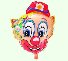 balloons clown foil clown balloon foil clown balloon suppliers and manufacturers