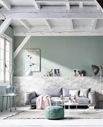 chambre gris vert tendance couleur le vert de gris mademoiselle claudine le