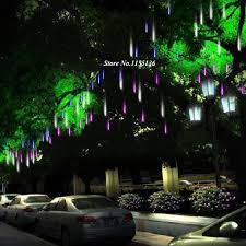 shop 30 cm led meteor lights led lights hanging