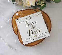 Rustic Save The Date Magnets Save The Date Magnet Wedding Announcement Wood Save The Date