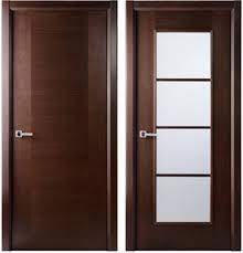 Interior Door Modern Liberty Windoors Corp Classica Modern Interior Door Wenge Finish