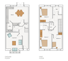 Energy Efficient Homes Floor Plans Longview