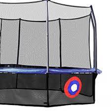 trampoline black friday amazon com skywalker trampolines sure shot lower enclosure net