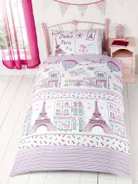 glamping festival caravan tent check reversible duvet cover set or